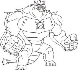 free printable ben 10 coloring pages for - Ben 10 Coloring Pages