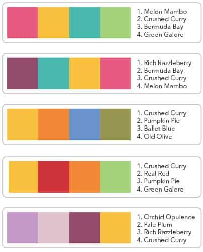 25 best ideas about best colour combinations on pinterest stin up colour combination ideas yamsts com