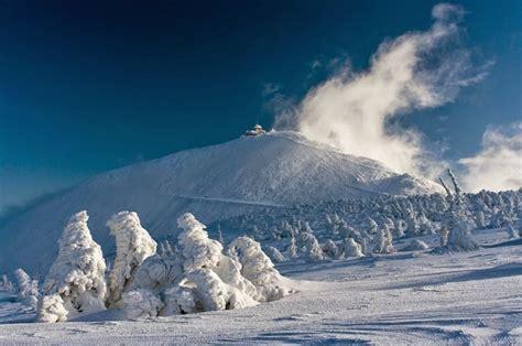 Beautiful Winter in The Karkonosze Mountains, Poland ... Year Round Weather