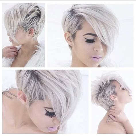 funky colour blonde hair styles curly 25 best ideas about funky short hair on pinterest funky