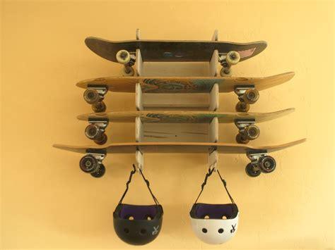 How To Make A Skateboard Rack 6 easy steps how to make a skateboard rack