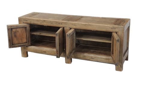 Low Tv Cabinet by Recycled Wood Low Tv Cabinet Media Console Custom