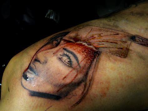 kim kardashian s tattoos assaulted at ink tattoos bcnd