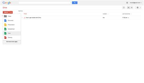 bagaimana membuat google drive bagaimana membuat survey dengan google docs pengkicut