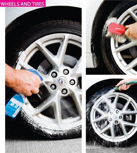 Motorrad Felgen Reinigen Tipps by How To Clean Wax And Detail Your Car Expert Tips