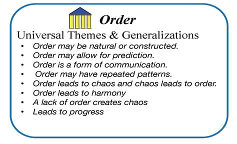 universal themes gifted education universal theme order envision gifted