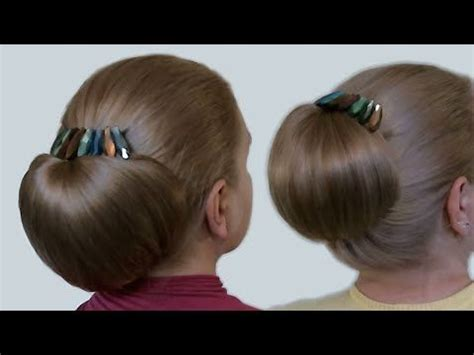hairstyles easy using claw cls 17 best images about idees gia malia ktenismata on