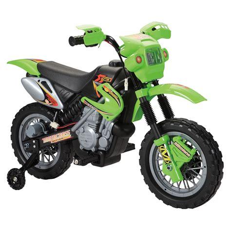 Fun Wheels Dirt Bike Motorcycle Battery Powered Riding Toy