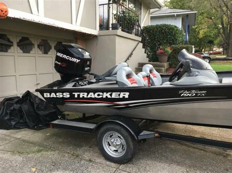 tracker boats kansas city bass tracker 190 for sale