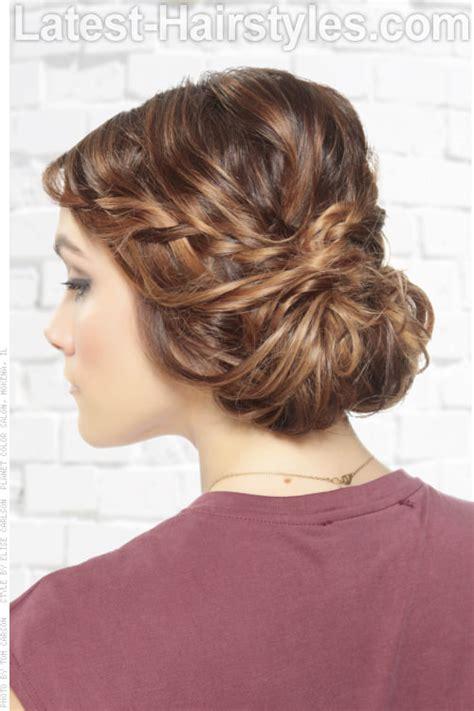 fascinating   hairstyles   formal event fashionsycom