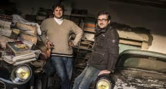 gerard blain ferrari exclusive treasure trove of 60 barn finds includes lost