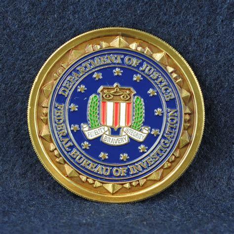 federal bureau of federal bureau of investigation fbi challengecoins ca