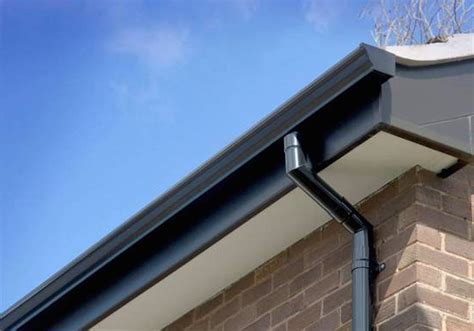 aluminum gutters seamless aluminium gutters downpipe in dublin gutter ie