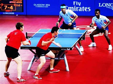 Meja Pingpong Di Pekanbaru tenis meja pengertian sejarah teknik dasar ukuran