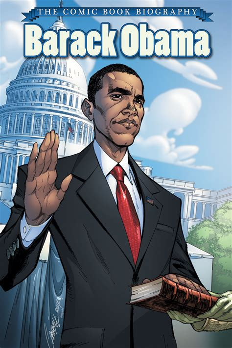 brief political biography of barack obama idw s september solicitations idw publishing