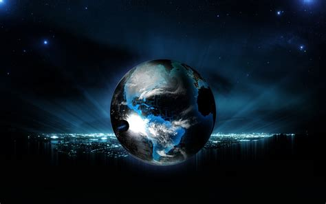 3d earth globe hd wallpapers earth wallpapers widescreen 5 free hd wallpaper hivewallpaper