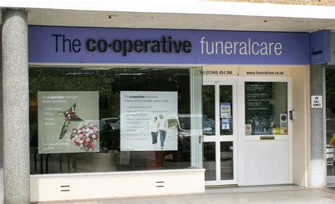 the co operative funeralcare bracknell your local