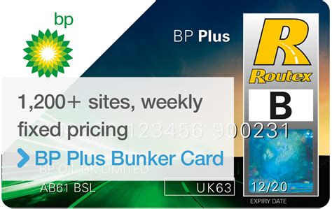 Bp Business Solutions Fuel Card Plus