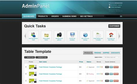 template admin control panel page not found error 404 helping web designers get