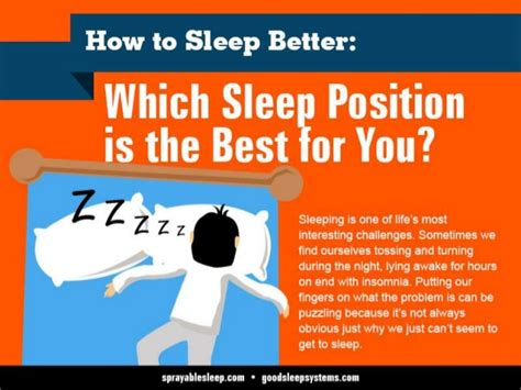 How To Be A Better Sleeper by How To Sleep Better Which Sleep Position Is The Best For You