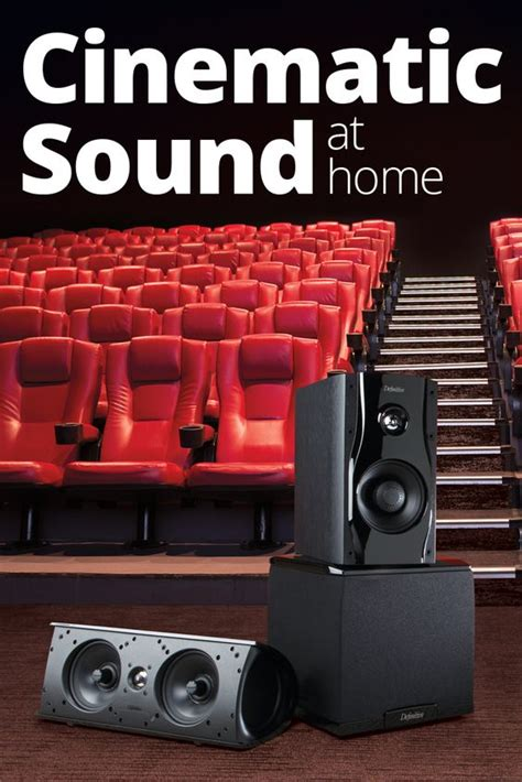 intro to home theater speakers theater rule of thumb