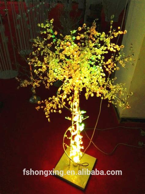 led lights for centerpieces wholesale 2015 new fashion wholesale tree centerpieces with led light for wedding and