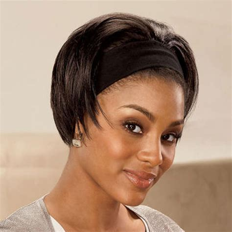 beautiful short hairstyles for black women short
