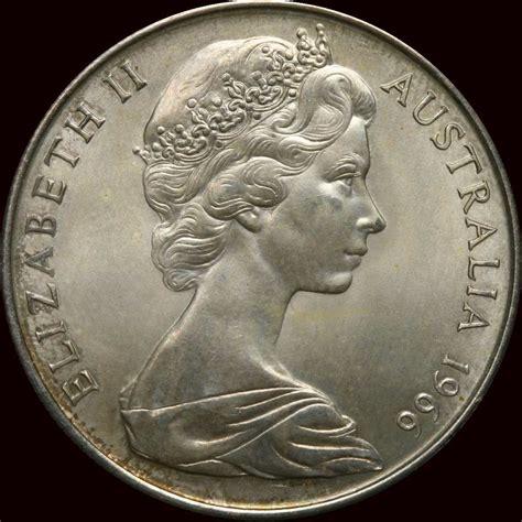 1966 pattern australian silver fifty cents