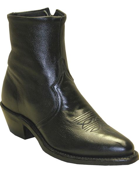 zip boots abilene s by boot zipper 3151 ebay