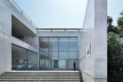 andos latest a new building designed for the university of monterrey benesse house museum tadao ando archeyes
