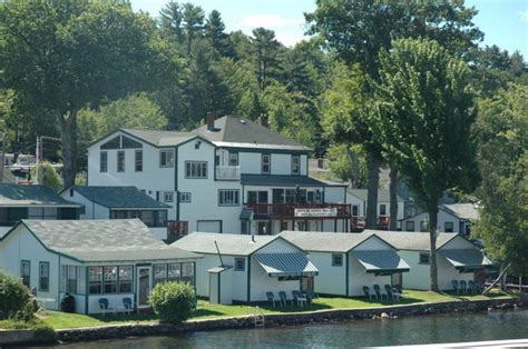 channel waterfront cottages weirs beach nh resort