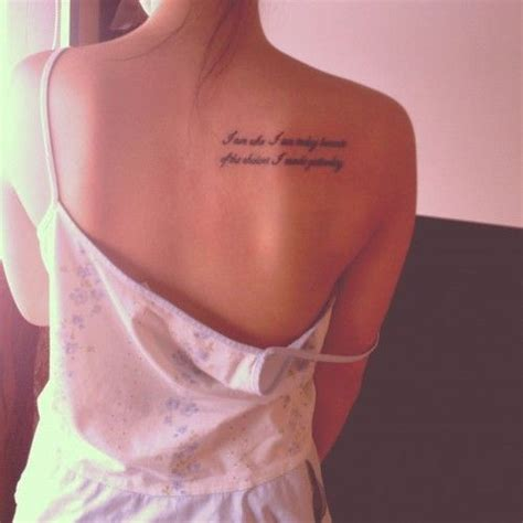 script tattoo placement 12 amazing designs for shoulder blade t a t t o o