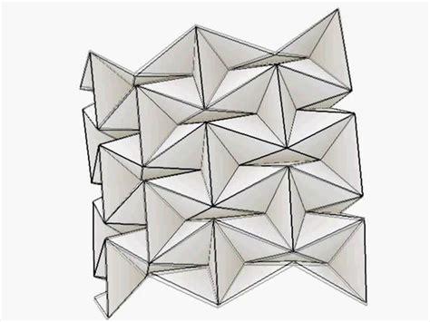 Origami Simulator - rigid origami origami and patterns