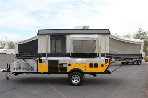 Awnings For Pop Up Campers 2007 Fleetwood Camping Trailer With Deck