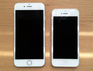 iphone 5s vs iphone 6 comapre and contrast essay