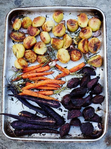 roasted root vegetables oliver honey roasted vegetables recipe dishmaps