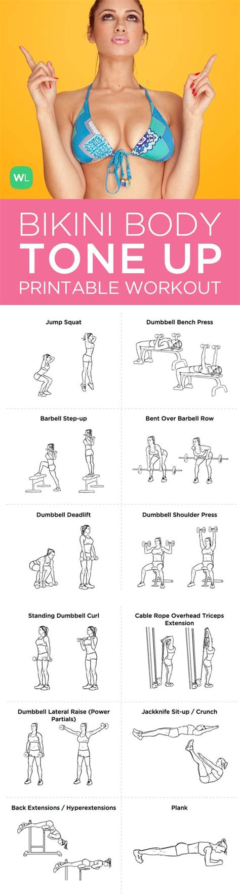home workout plans for women pinterest the world s catalog of ideas
