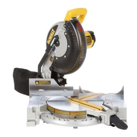 dewalt 15 10 in compound miter saw