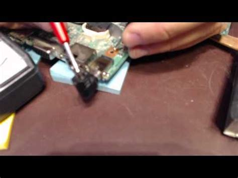 How To Fix Charger Port On Asus Laptop asus k53e a53e a52f laptop power socket input port repair replacement fix how to save