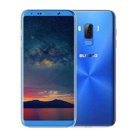 S8 Plus Blue Sein 64 4 Gb Like New bluboo s8 plus 4g smartphone 6 cali bezel less 18 9 hd 4