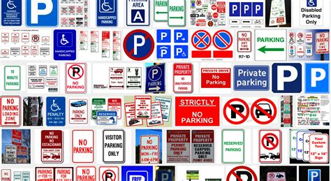 signs that a is calgary parking signs freestanding post wall mounted aluminum