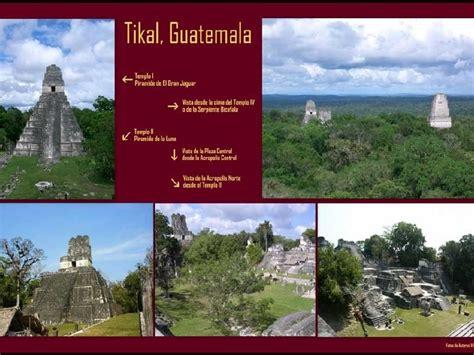 imagenes de los mayas guatemala fotos guatemala los mayas tikal