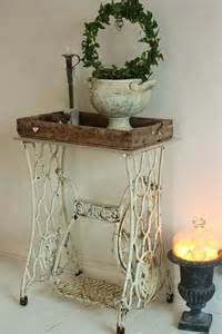 diy vintage home decor 10 ideas for repurposing old sewing machines