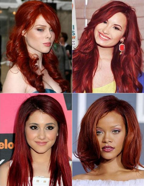 red hair treand 2015 2015 red hair color trends www pixshark com images