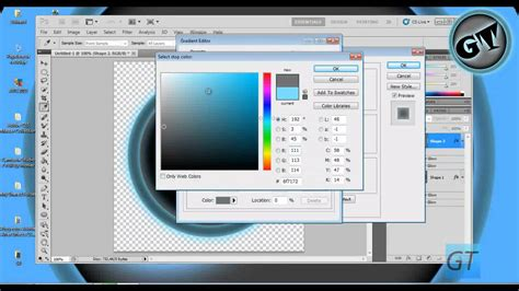 tutorial photoshop cs5 como hacer un logo tutorial como hacer un logo con photoshop cs5 youtube