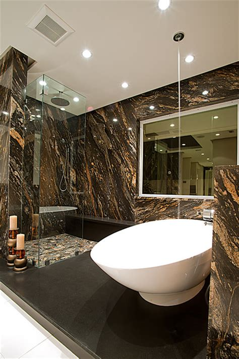 exotic bathrooms exotic stone bathroom contemporary bathroom miami