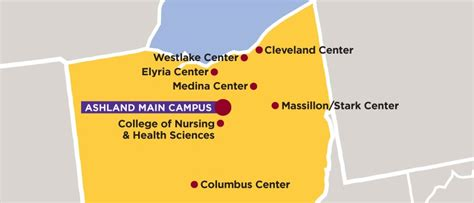 Ashland Mba Tuition by Graduate Degree Programs In Ohio Ashland