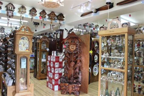 clock shop inside the clock shop picture of frankenmuth clock