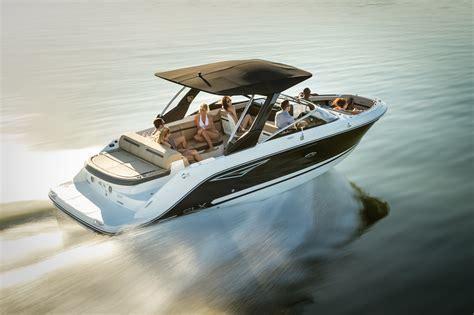 boat brands like sea ray sea ray slx 280 slx 280 sport luxury boating