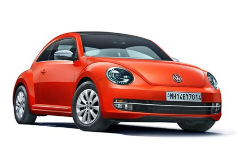 volkswagen beetle price in india volkswagen beetle launched in india prices start at inr